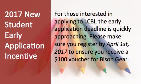 LCBI 2017 Incentive